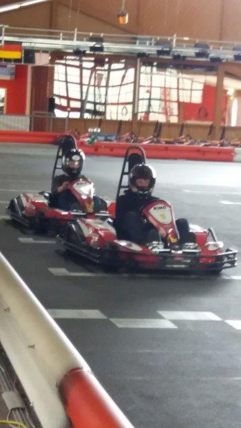 GoKart Fahren